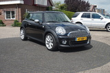 MINI  Mini 1.6 One Jet Black NAVI, CHROOM
