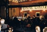 Euphonia Jeugdorkestje bij Café Oosting