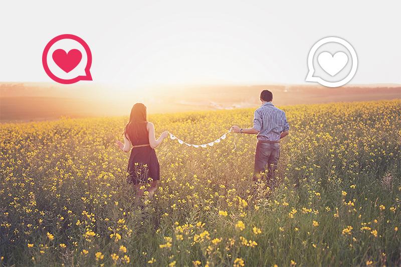 Van single naar koppel: 6 liefdeslessen